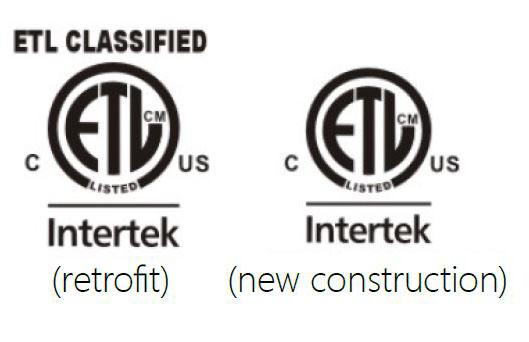 etl retrofit and new construction