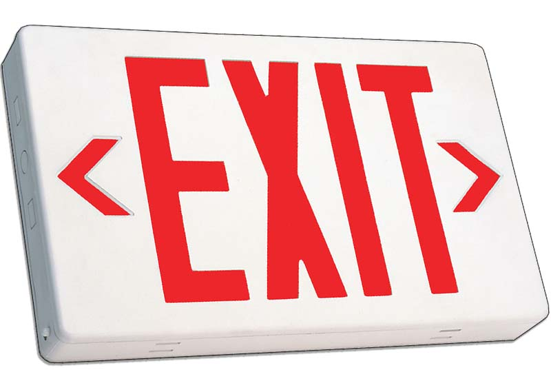 XEL - LED Exit Sign Image